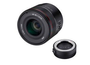 Christmas Prize Draw Day 5 - Win a Samyang AF 35mm F/1.8 FE Lens!