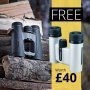 Thumbnail : Claim A FREE Pair Of VESTA Compact Binoculars