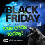 Thumbnail : Clifton Cameras Black Friday Deals End Tonight!