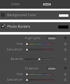 how to pick a colour to change in lightroom