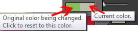 Color Picker - change colour