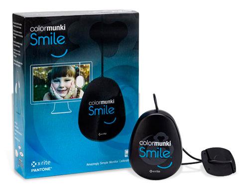 ColorMunki Smile
