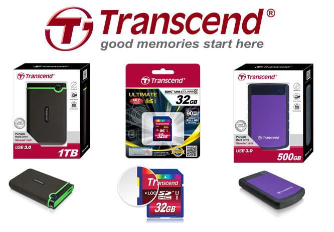 Transcend prizes