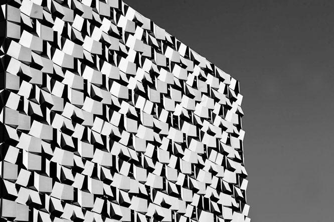Black & White image