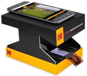 Converts Film To JPEG Files With Kodak's New Digital Film Scanners