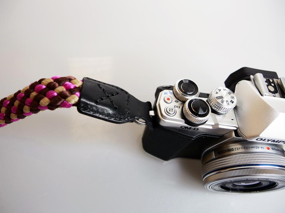 Braid Camera Strap