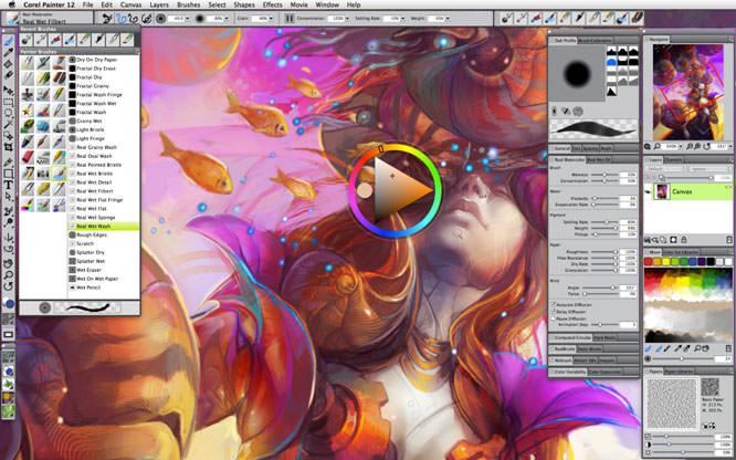 Image result for digital art studio