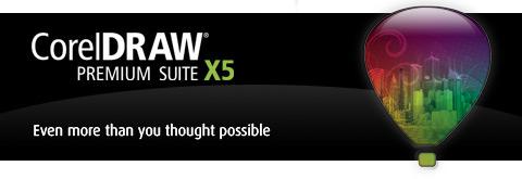 Corel CorelDRAW Premium Suite X5