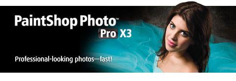 Corel PaintShop Photo Pro Logo