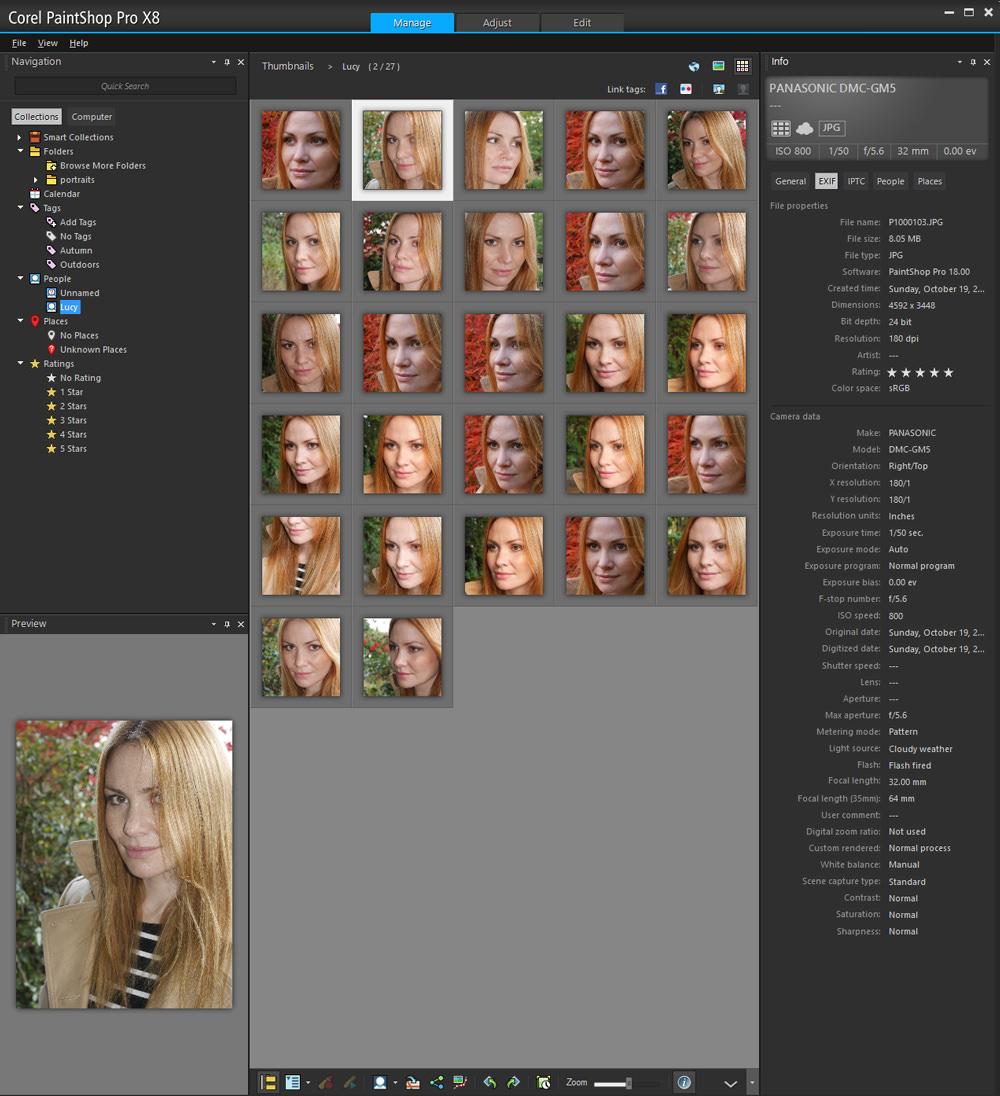 Графический редактор paint shop pro x7 наверное нельзя в полной мере назвать аналогом adobe photoshop