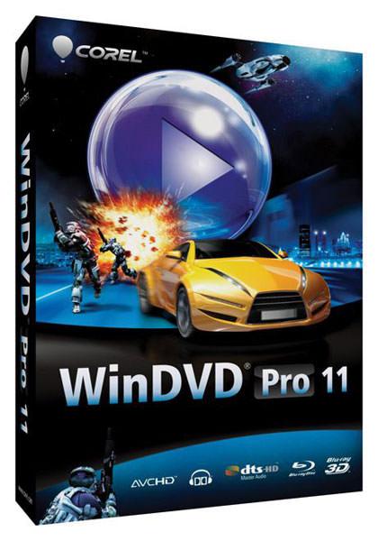 Corel® WinDVD® Pro 11