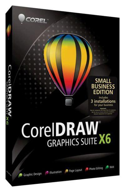 Corel X6