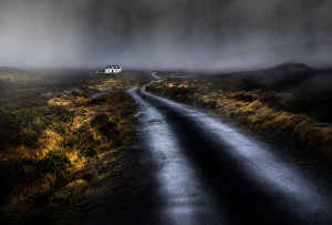 Cottage In A Moody Landscape Wins 'Photo Of The Week'