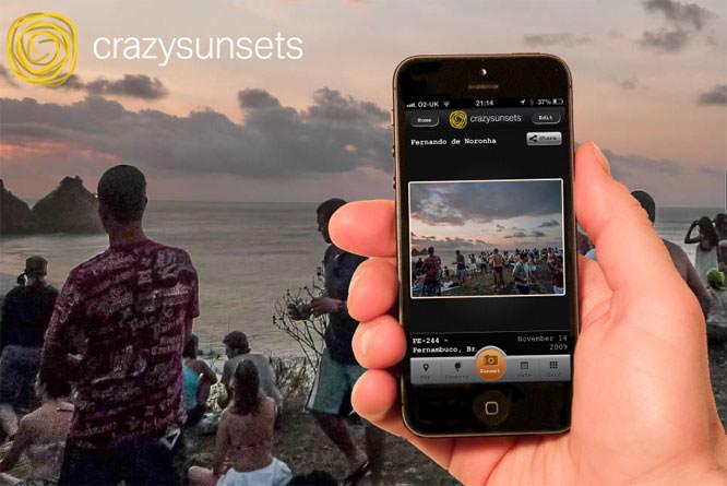 CrazySunsets App
