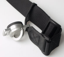 Attaching Custom SLR Camera Strap to C-Loop