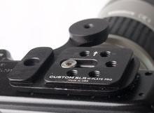 Custom SLR M-Plate Wear