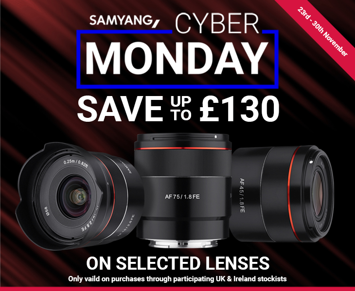 Super Samyang Cyber Monday Instant Savings
