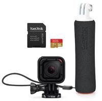 GoPro HERO Session TM Bonus Bundle Action Camera
