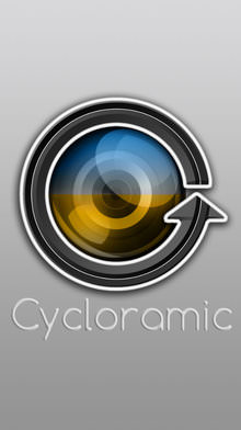 Cycloramic Iphone App Screenshot 1