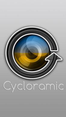 Cycloramic Iphone App Screenshot 1