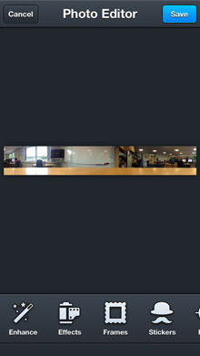 Cycloramic Screenshot 1