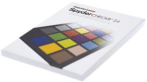 Datacolor Introduce SpyderCheckr 24