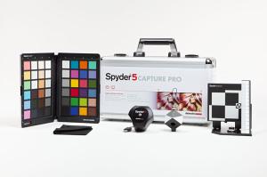 Datacolor Release Spyder5CAPTURE PRO