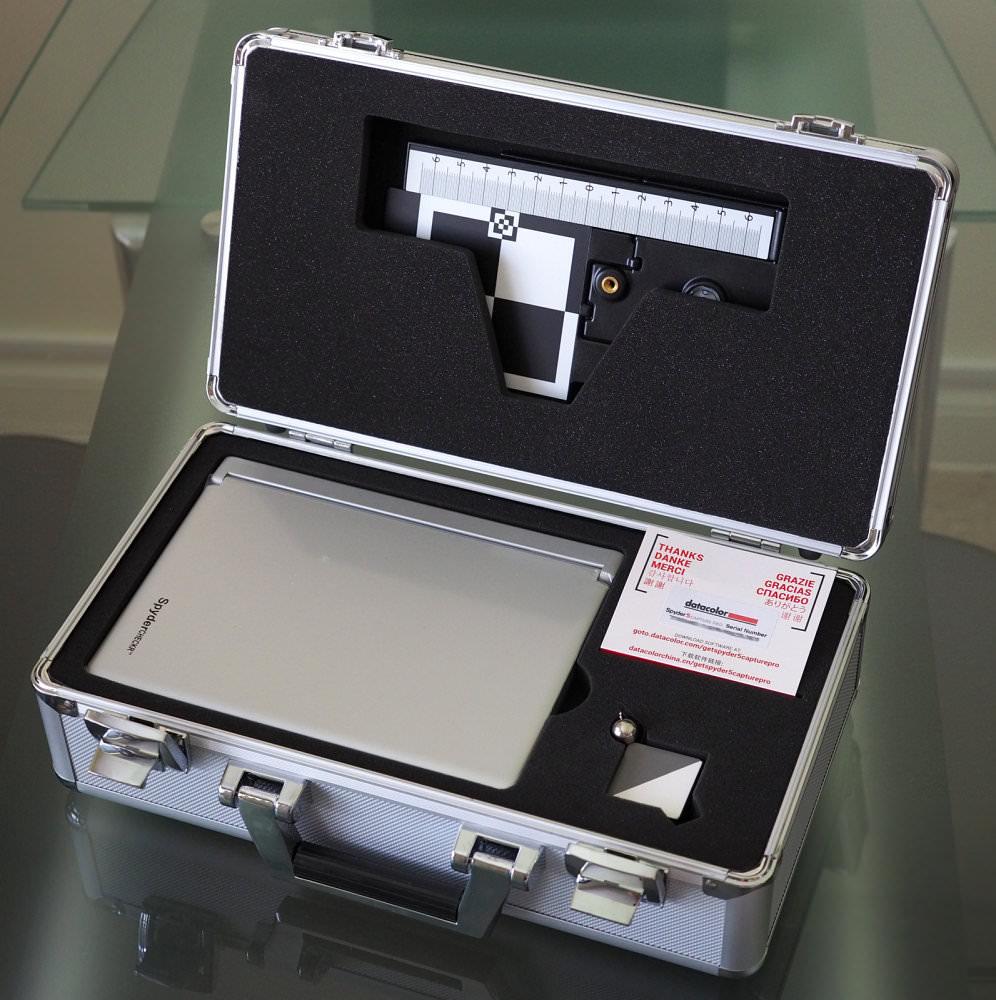 Datacolor Spyder5 Capture Pro Box