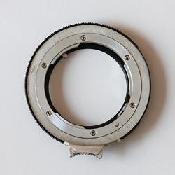 Nikon G/EOS adapter  v2 adapter rear