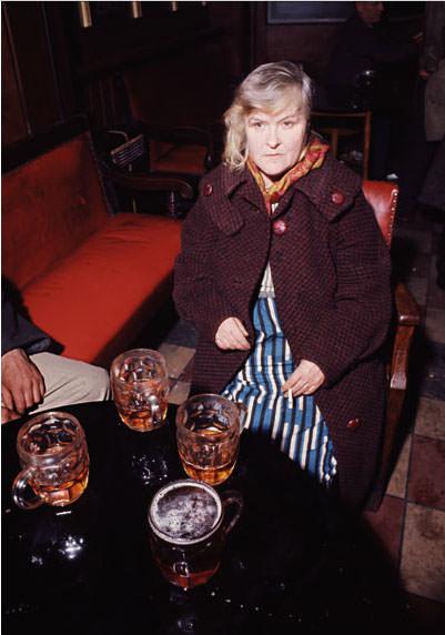 The Old Horn Pub David Bailey