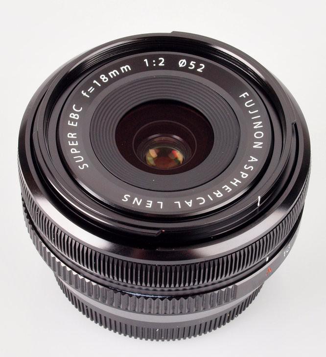 XF 18mm f/2.0 R
