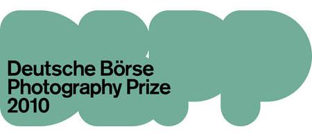 Deutsche Börse Photography Prize 2010 Logo