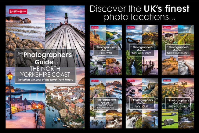 Photography Location Guidebooks
