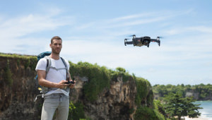DJI Introduces Mavic Air Drone With 4K Camera & 3-Axis Gimbal
