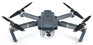 DJI Mavic Pro Foldable Drone Announced