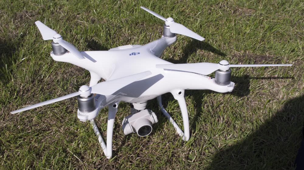 DJI Phantom4 Drone