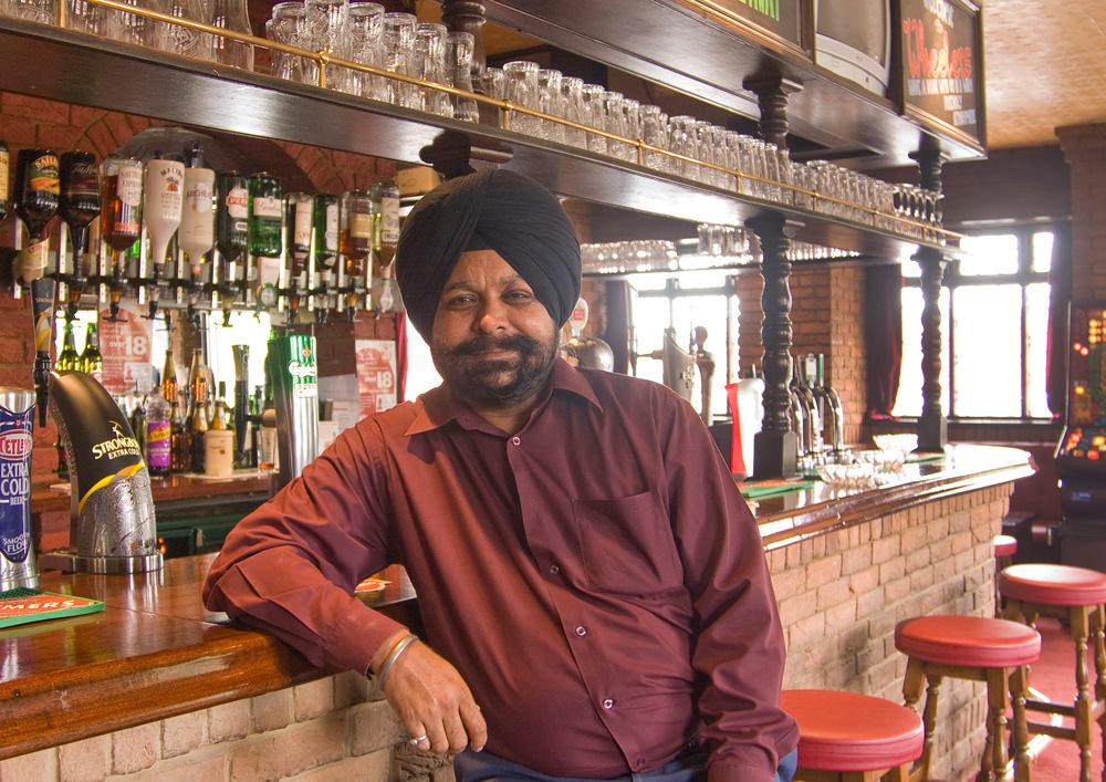Harden Singh, Sikh Publican
