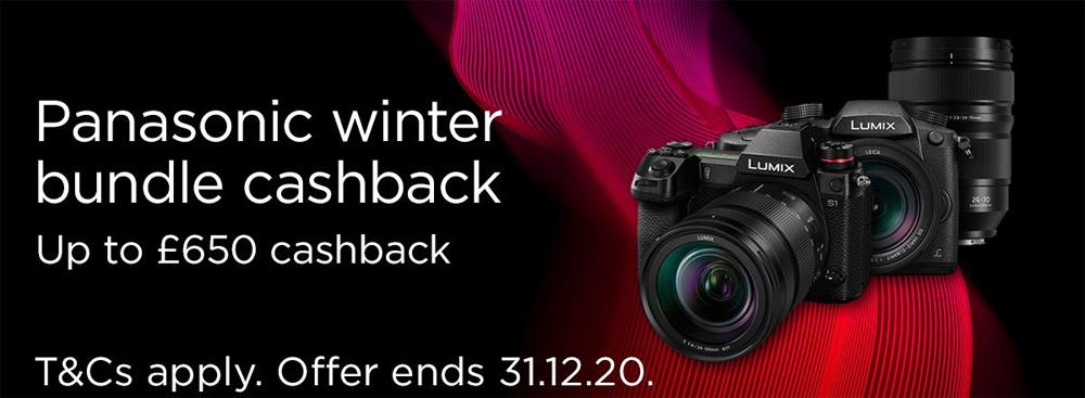 Panasonic Cashback offer