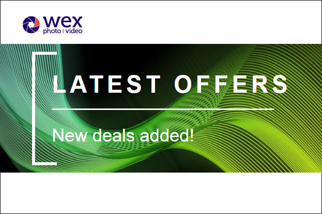 Don't Miss Out On These WEX Offers!