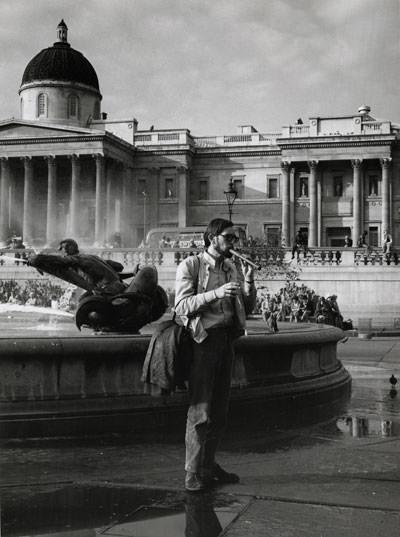 Trafalgar Square Dorothy Bohm Archives