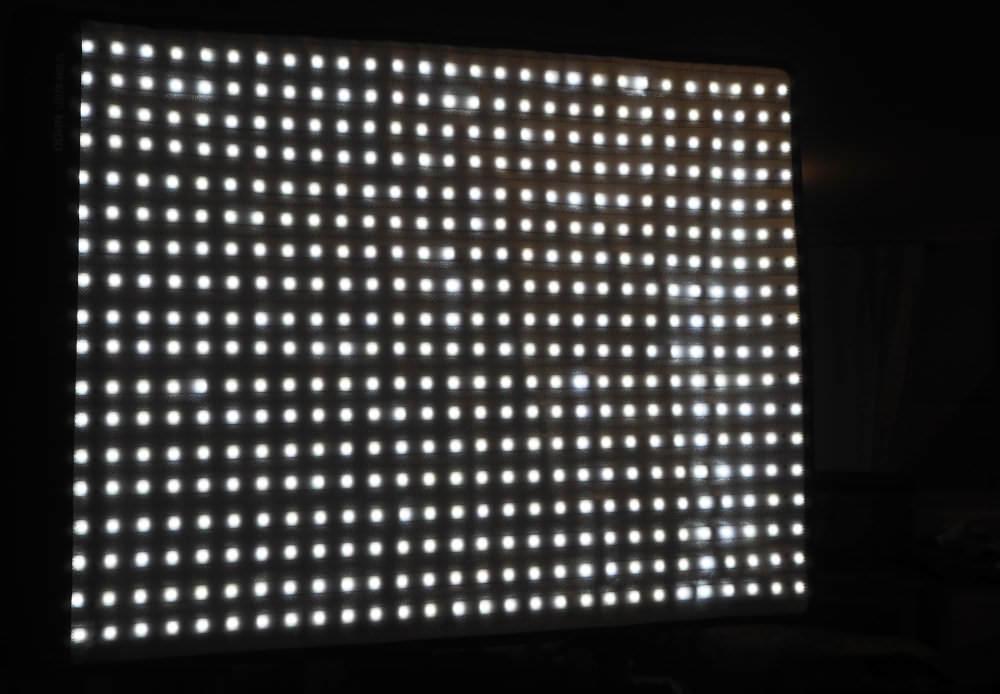 Dorr Led Flex Panel Daylight On
