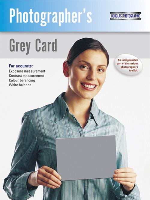 Douglas Grey card