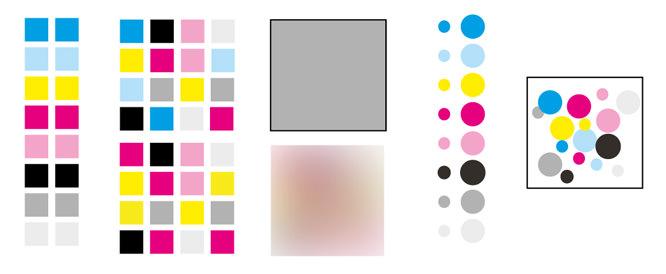 Dots and Pixels