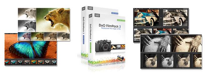 DxO FilmPack 3.1