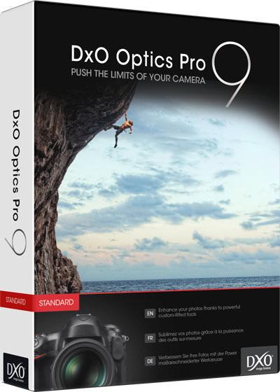 Optics Pro 9