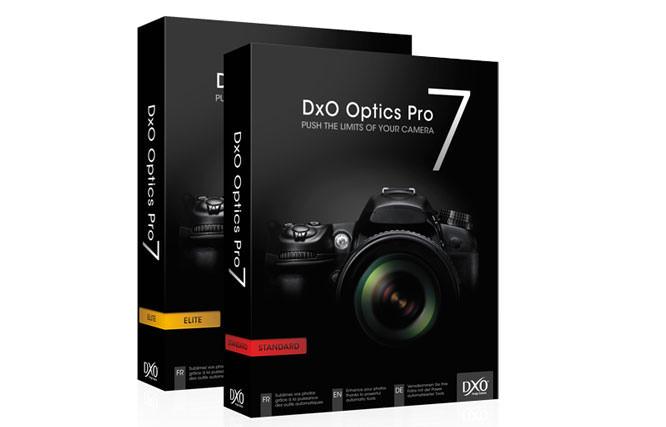 DxO Optics Pro 7