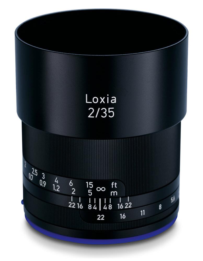 Zeiss Loxia 35mm F2 Fe Mount