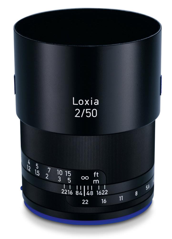 Zeiss Loxia 50mm F2 Fe Mount2