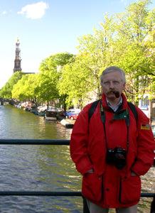 John in Amsterdam