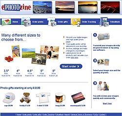 ePHOTOzine launch online processing service